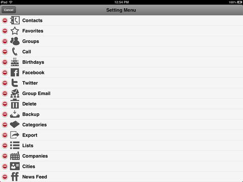 Easy Contacts# Tool Lite screenshot 10