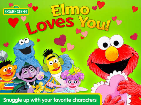 Elmo Loves You! screenshot 6