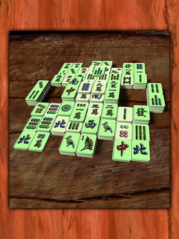 Mahjong - Deluxe screenshot 6