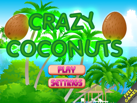 Free Game Crazy Coconuts screenshot 5