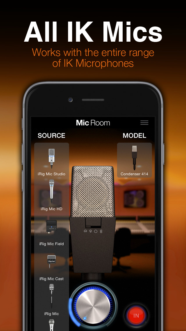 Mic Room screenshot 4