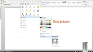 Easy To Use - Microsoft Word 2013 Edition screenshot 3