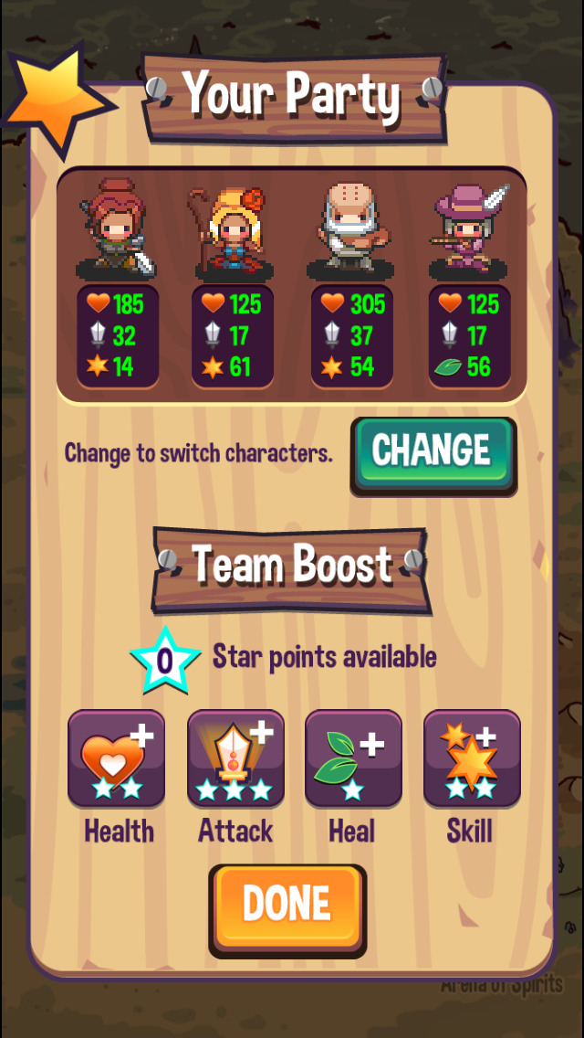 Swap Heroes 2 screenshot 3