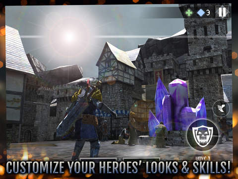 Heroes and Castles 2 Premium screenshot 9