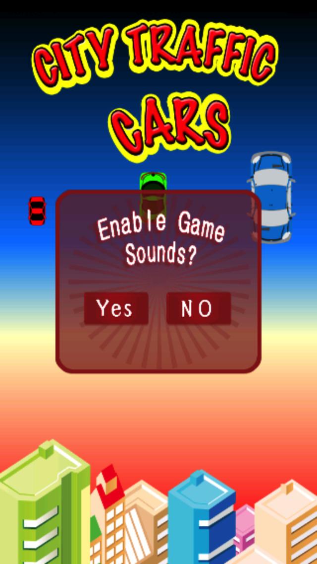 City Traffic Cars HD PRO screenshot 5