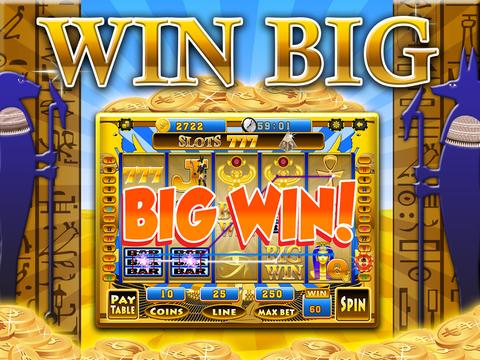 +777+ Slots - Pharaoh's Path Free screenshot 9