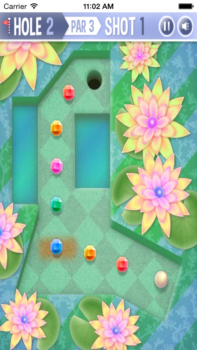 Mini Putt Gem Garden screenshot 3