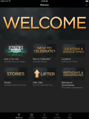 Celebrate Community Church screenshot 4