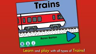 Trains - Byron Barton screenshot 1