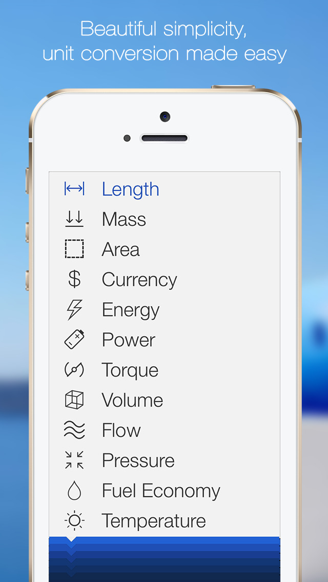 Convertible - Unit & Currency Converter (convert almost anything) screenshot 1