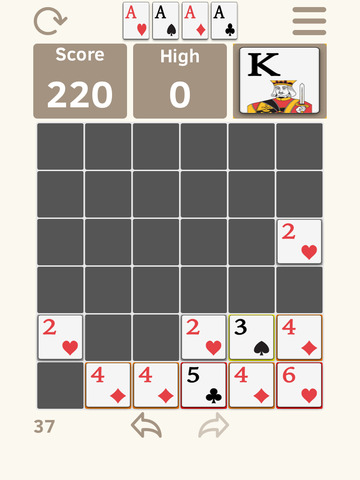 2048 & Solitaire screenshot 5