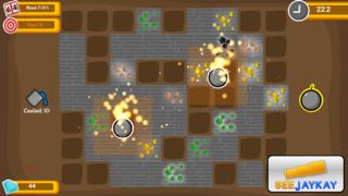 Block Miner - Dig and Destroy Game! screenshot 2