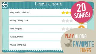 Kids Music Factory Lite screenshot 3