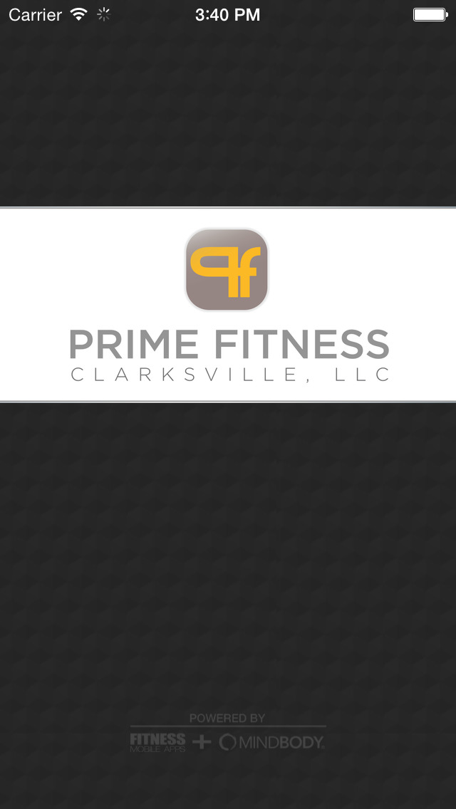 Prime Fitness screenshot #1