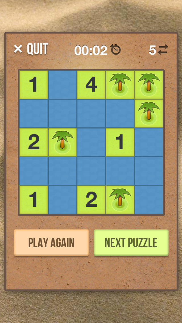 Nurikabe - Free Board Game by Tapps Games screenshot #4
