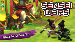 Sensei Wars screenshot 5