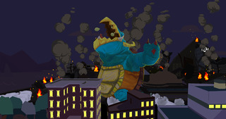 Monster vs Sheep screenshot 3
