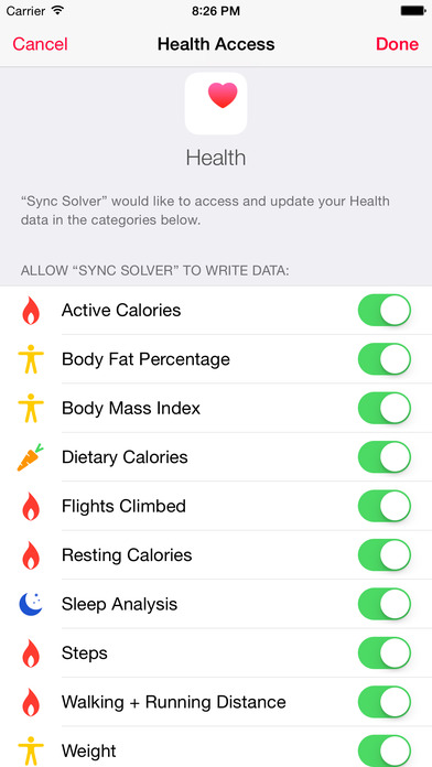 connect fitbit to iphone app shopper sync solver for fitbit healthcare amp fitness 1827