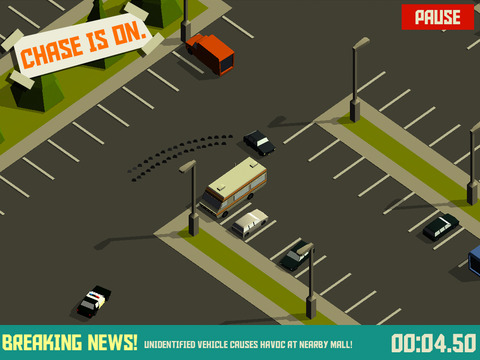 PAKO - Car Chase Simulator screenshot 9