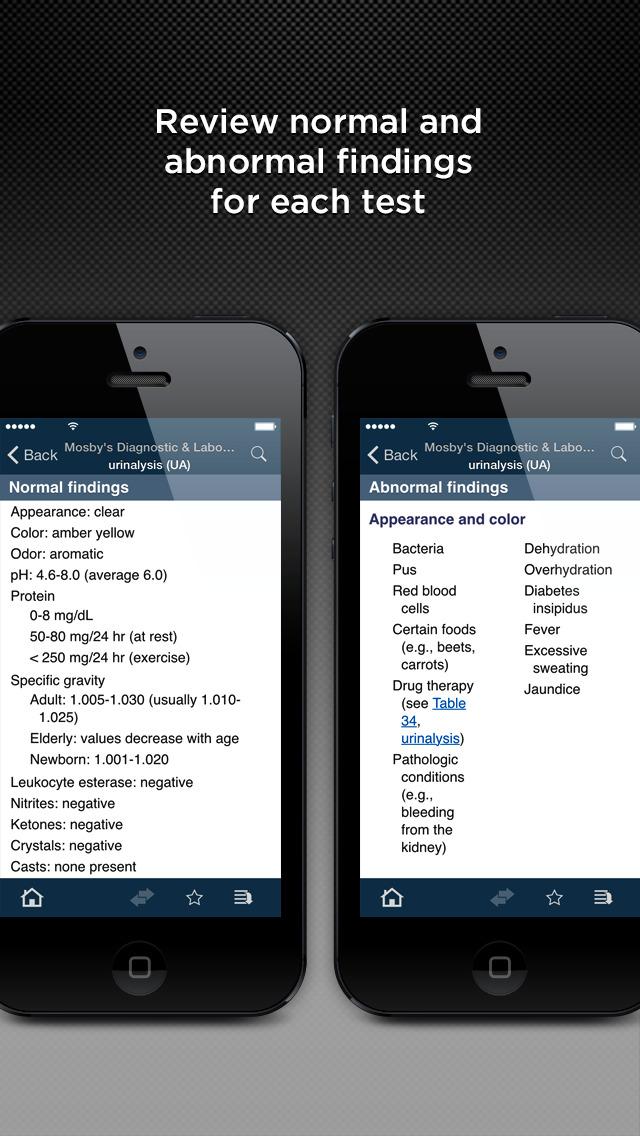 Pagana: Diagnostic & Lab Tests screenshot 3