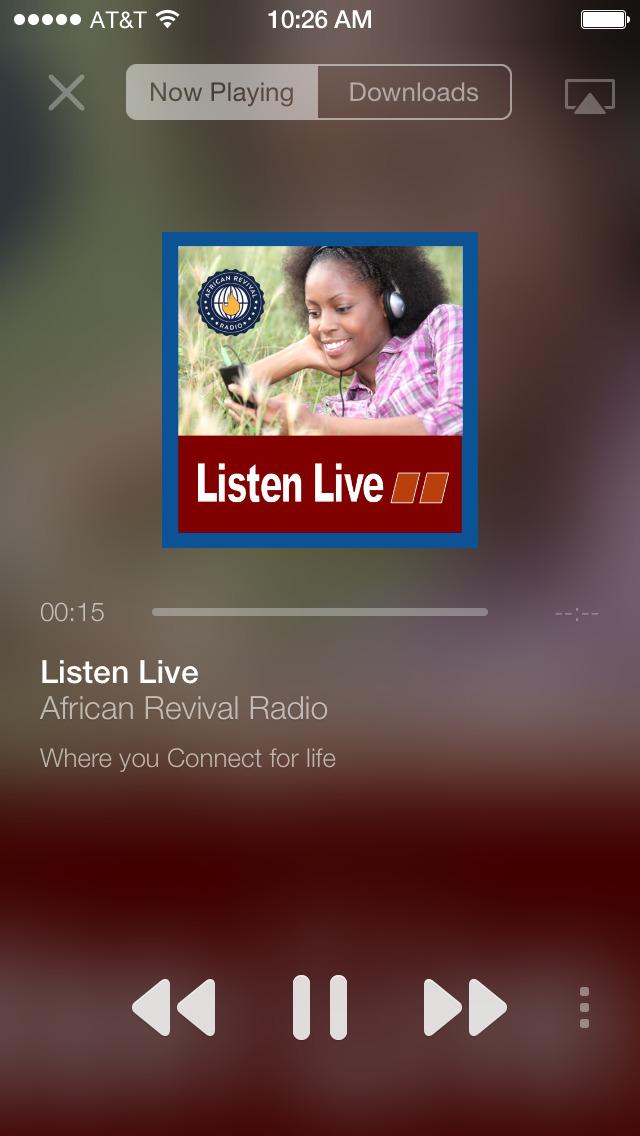 African Revival Radio screenshot 2