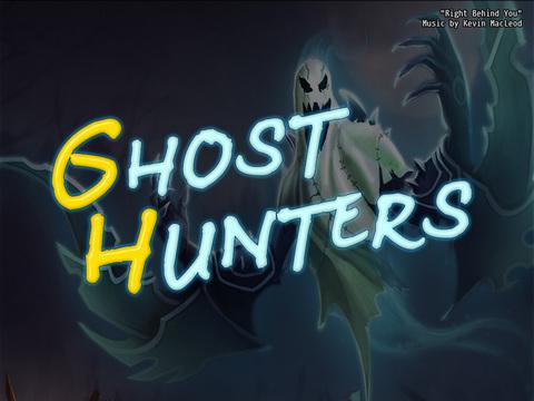 Ghost Hunters Slot screenshot 4