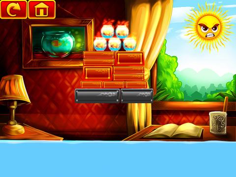 Fish Sun Water - A Physics Challenge screenshot 7