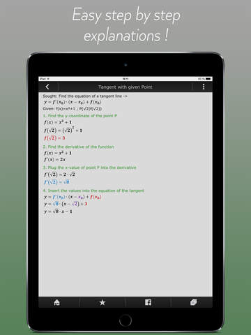 High School Math - Calculus screenshot 7