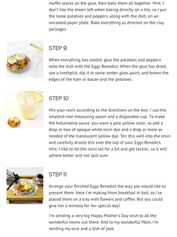 Kiva's Mini Cookbook screenshot 10