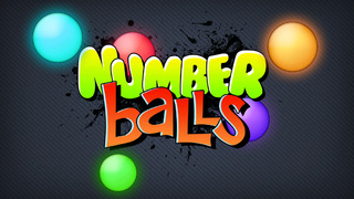 Number Balls screenshot 1