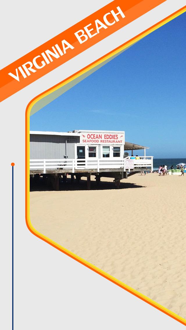 Virginia Beach City Travel Guide screenshot 1