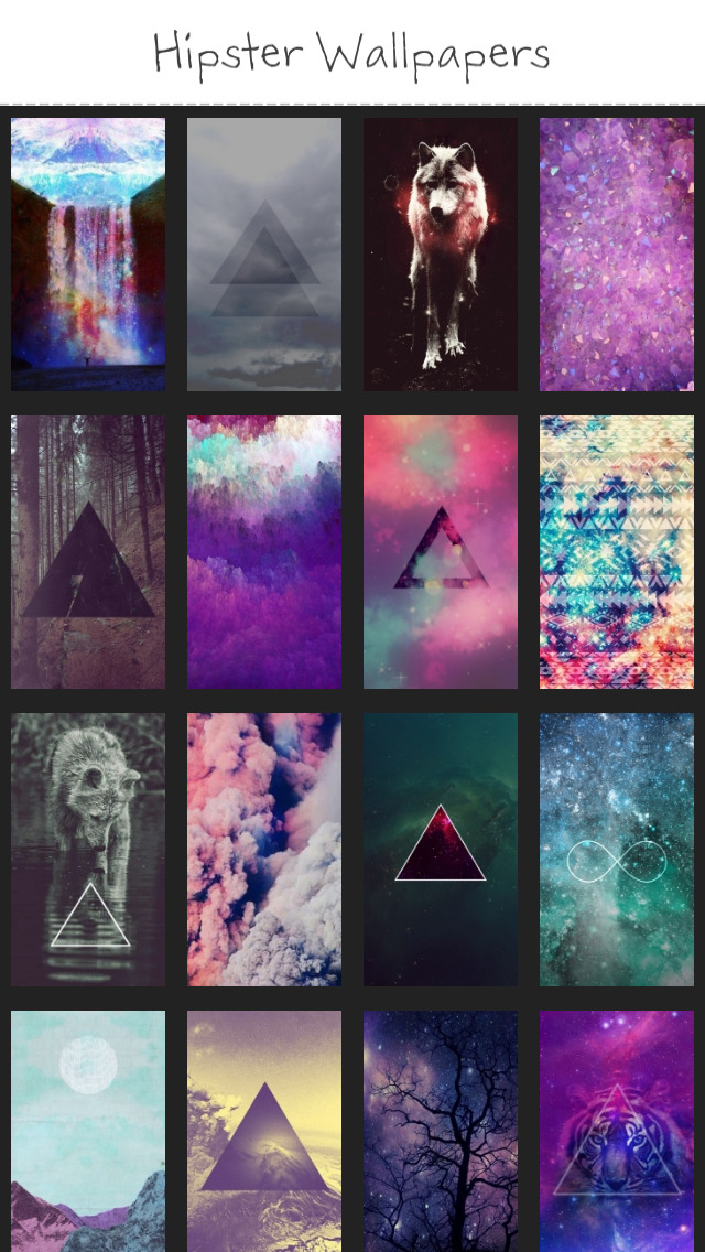 Hipster Wallpapers screenshot 3