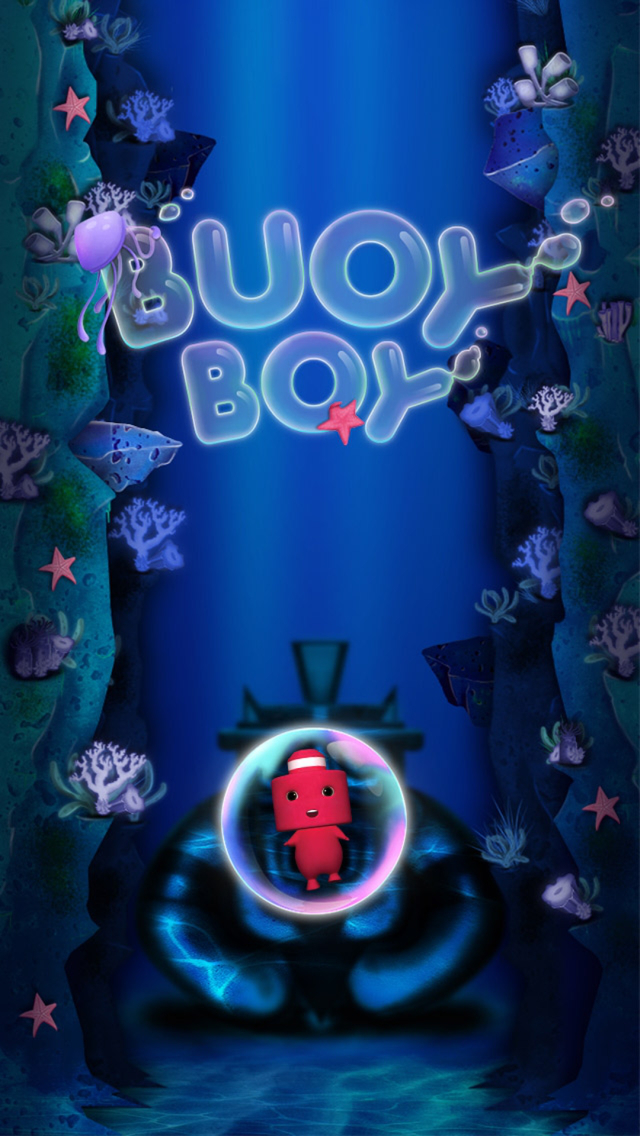 Buoy Boy screenshot 1