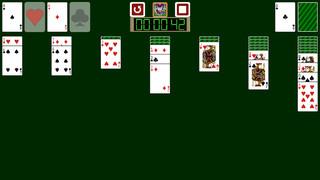 TouchSolitaire PVD screenshot 1
