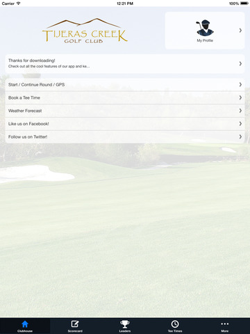 Tijeras Creek Golf Club screenshot 7