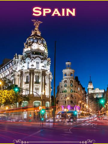 Spain Tourism screenshot 6
