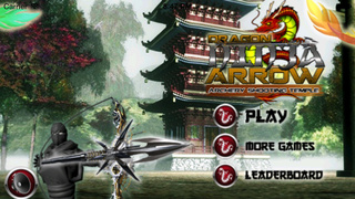 Ninja Arrow : Legend Of The Ancient Dragon The Temple Tour screenshot 1
