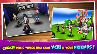 Animate Yourself 3D - Dance Video Maker screenshot 1