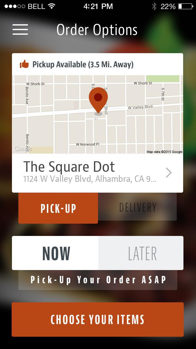 The Square Dot screenshot 2