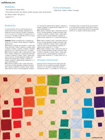 Crochet Mantas screenshot 8