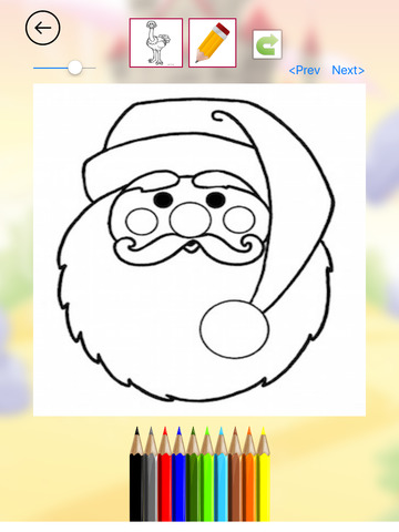 Christmas Drawing Book screenshot 6