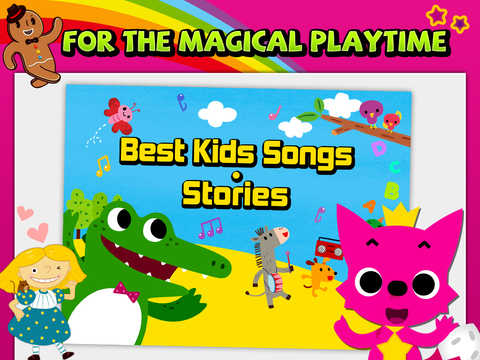 Baby Shark Best Kids Songs screenshot 5