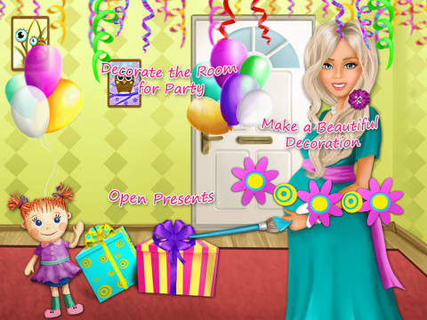 Sweet Baby Girl Newborn screenshot 9