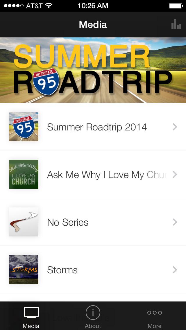 Pathways Church App screenshot 1