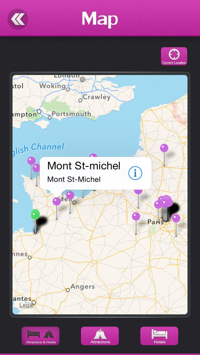 Mont Saint-Michel screenshot 4