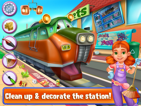 Super Fun Trains - All Aboard screenshot 7