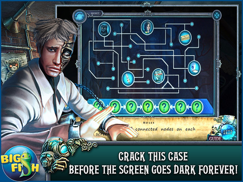Fear For Sale: Nightmare Cinema HD - A Mystery Hidden Object Game (Full) screenshot 3