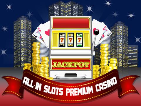 All In Slots Premium Casino screenshot 6
