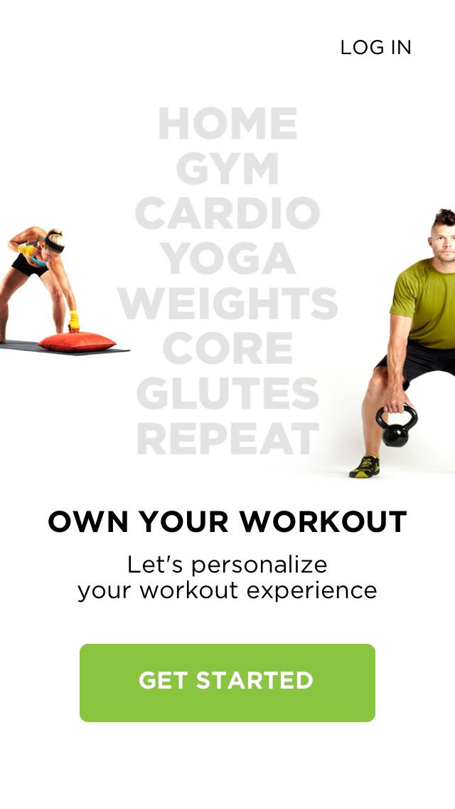 Workout Trainer: fitness coach screenshot 5