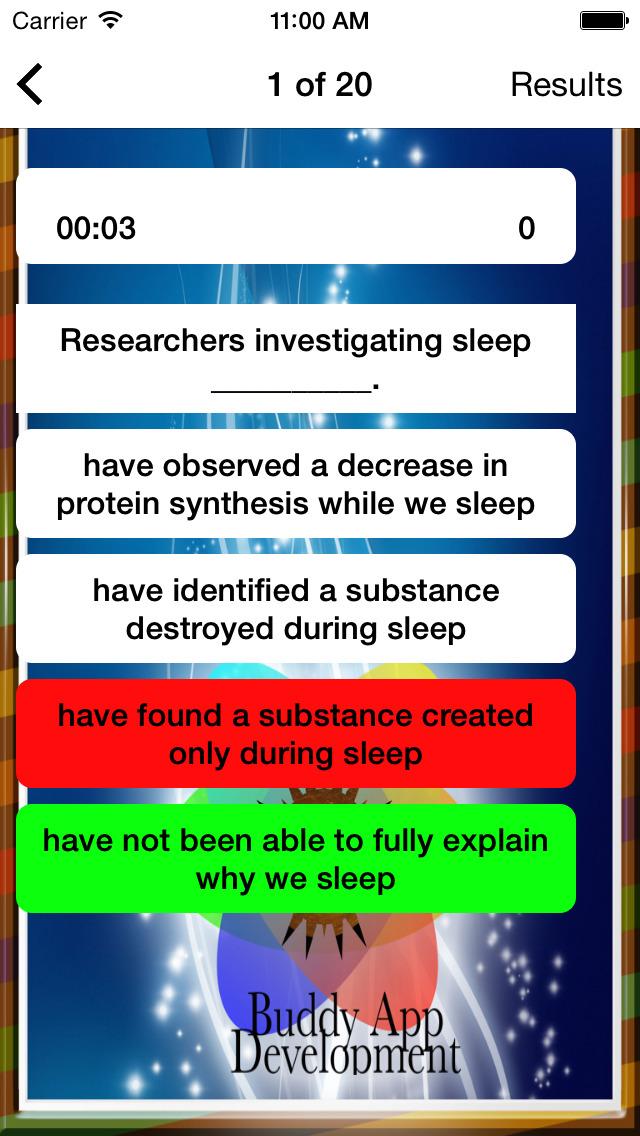 AP Psychology Exam Prep 2020 screenshot 3